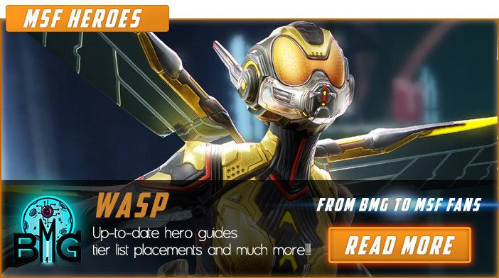 marvel strike force wasp
