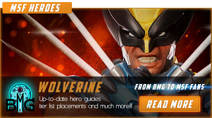 marvel strike force wolverine