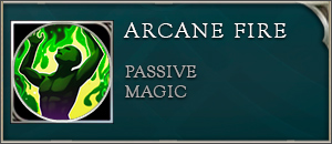 Arena of valor natalya skill arcane fire