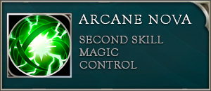 Arena of valor natalya skill arcane nova