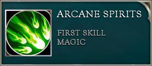 Arena of valor natalya skill arcane spirits