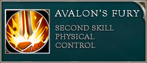 Arena of valor thane skill avalon's fury