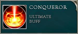 Arena of valor lu bu skill conqueror