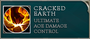 Arena of valor toro skill cracked earth