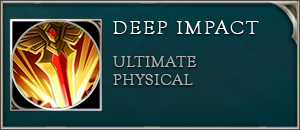 Arena of valor arthur skill deep impact