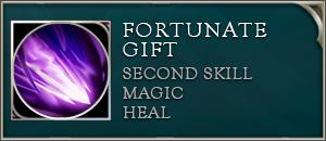 Arena of valor mganga skill fortunate gift