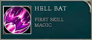 Arena of valor Veera skill hell bat