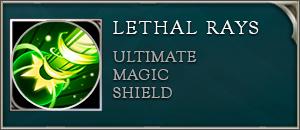 Arena of valor natalya skill lethal rays