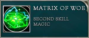 Arena of valor aleister skills matrix of woe