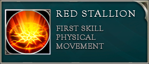 Arena of valor lu bu skill red stallion