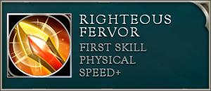 Arena of valor Arthur skills righteous fervor