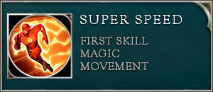 Arena of valor Flash skill super speed