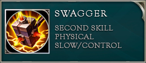 Arena of valor ormarr skill swagger