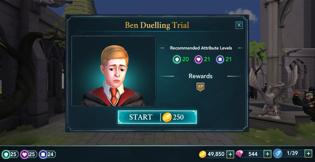 Harry Potter Hogwarts Mystery Walkthrough Call to Knighthood Adventure Part 3