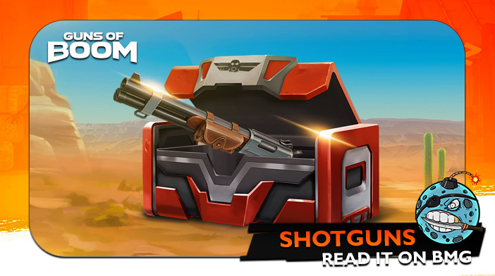 guns of boom shotguns