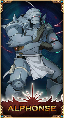 knights chronicle armored alchemist alphonse