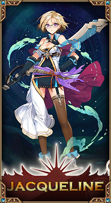 Knights Chronicle Jacqueline