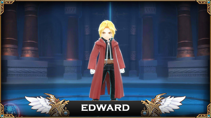 Edward - Knights Chronicle Hero
