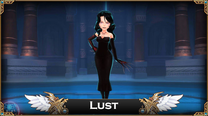 Lust - Knights Chronicle Hero
