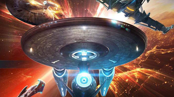 Da Star Trek Fleet Command – Piscatter