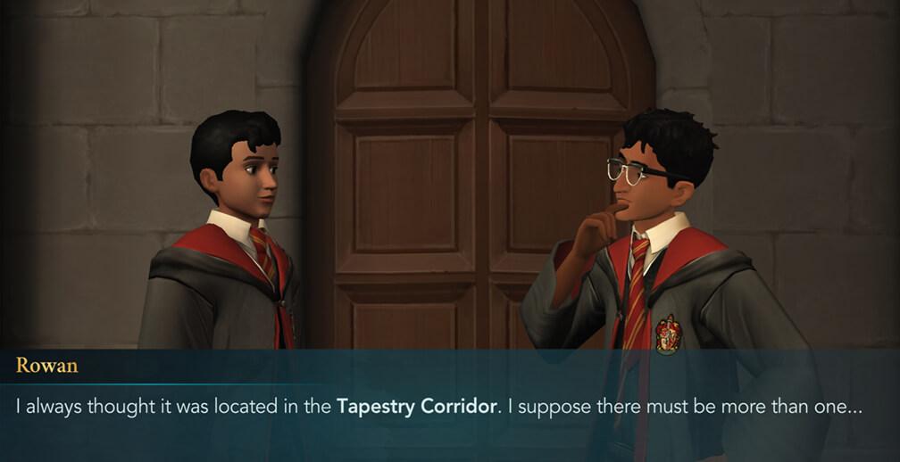 Harry Potter Hogwarts Mystery FanFiction Year 1 Part 5