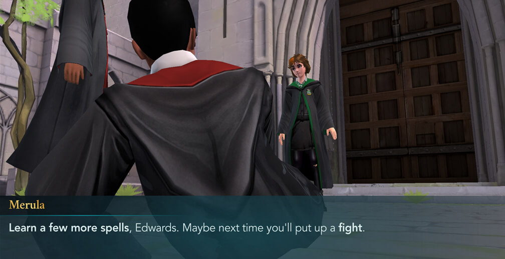 Fan Fiction Part 5 - Harry Potter Hogwarts Mystery