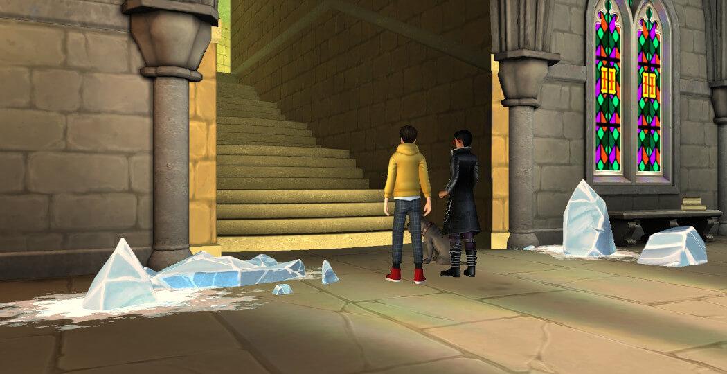 Harry Potter Hogwarts Mystery Walkthrough Year 5 Chapter 13
