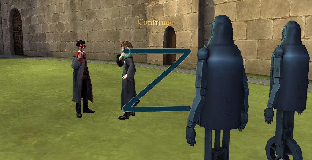 Harry Potter Hogwarts Mystery Walkthrough Year 5 Chapter 16