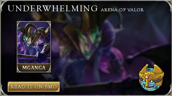 arena of valor tier list
