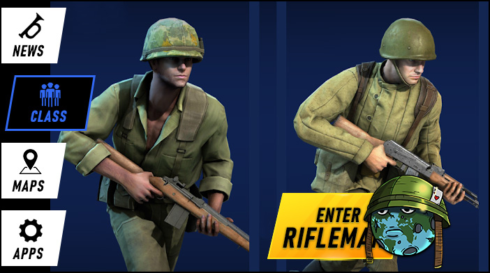 forces of freedom rifleman