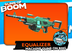 Machine Guns - Guns of Boom