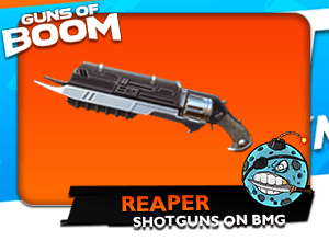 Guns of Boom Shotgun Reaper