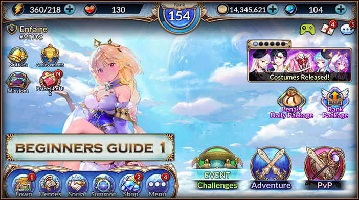 knights chronicle guide
