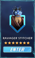 marvel strike force ravager stitcher