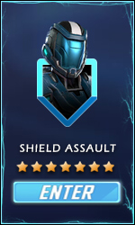 marvel strike force shield assault