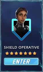 marvel strike force shield operative