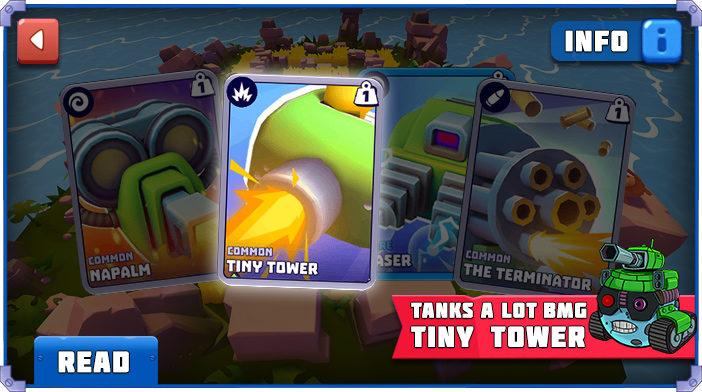 tanks a lot tiny tower