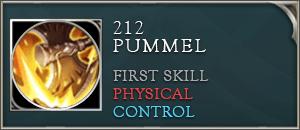 Arena of valor wiro skill 212 pummel
