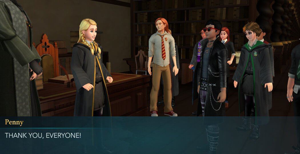 Harry Potter Hogwarts Mystery Walkthrough Let The Festivities Begin Adventure Part 1