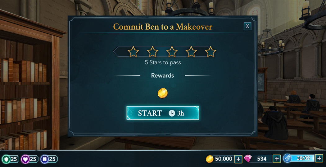 Harry Potter Hogwarts Mystery Walkthrough Let The Festivities Begin Adventure Part 2