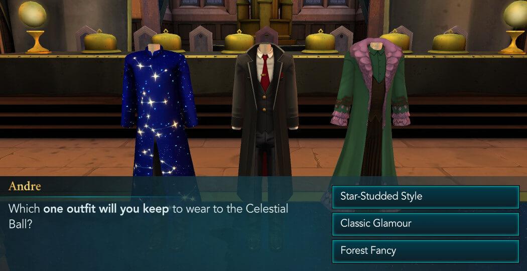 Harry Potter Hogwarts Mystery Walkthrough Let The Festivities Begin Adventure Part 3