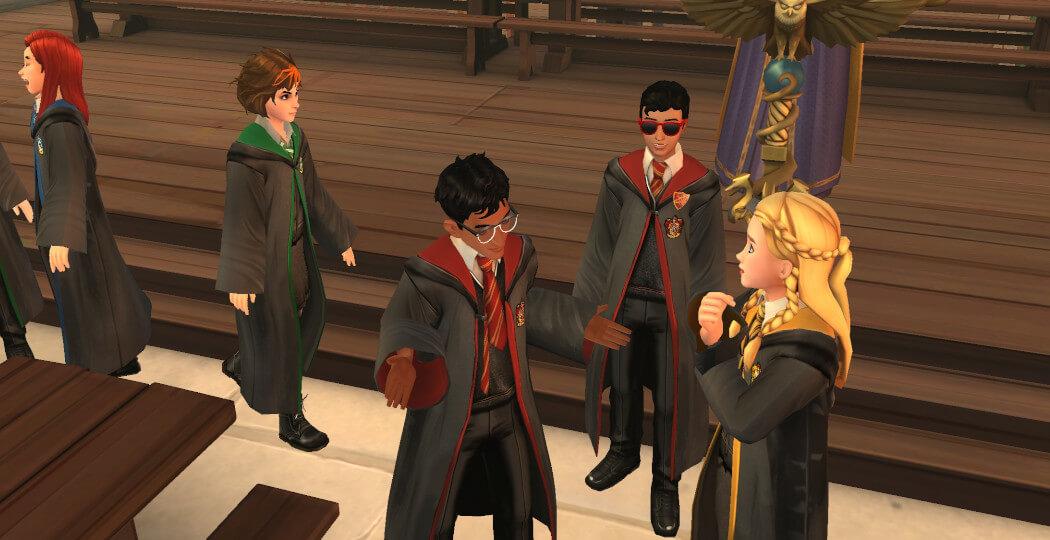 Harry Potter Hogwarts Mystery FanFiction The Celestial Ball Part 1