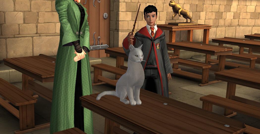 Fan Fiction Part 4 - Harry Potter Hogwarts Mystery Year 2