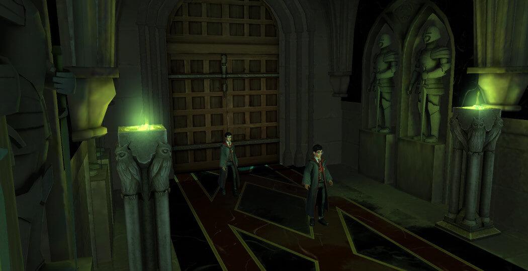 Harry Potter Hogwarts Mystery FanFiction Year 2 Part 5