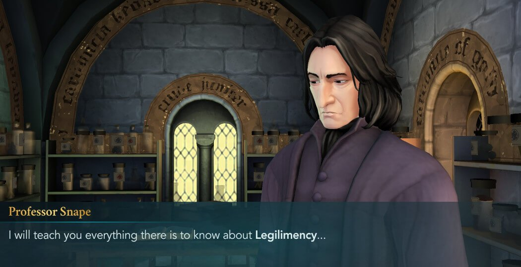 Harry Potter Hogwarts Mystery Walkthrough Year 5 Chapter 18