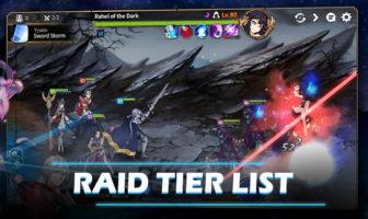 epic seven raid tier list