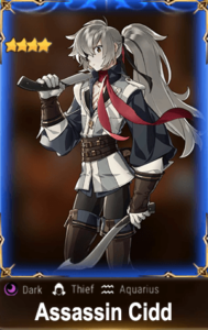 Epic 7 Assassin Cidd