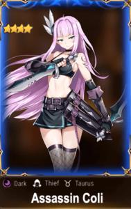Epic 7 Assassin Coli