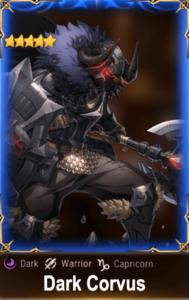 Epic 7 Dark Corvus
