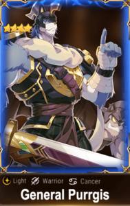 Epic 7 General Purrgis
